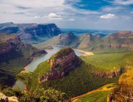 Sud Africa, tra vigneti e foreste