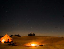 NATALE O CAPODANNO NEL DESERTO OMANITA