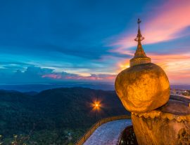 Imperdibile Myanmar