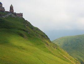 Georgia, cuore del grande Caucaso 2020