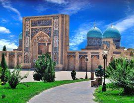 Gran Tour Uzbekistan