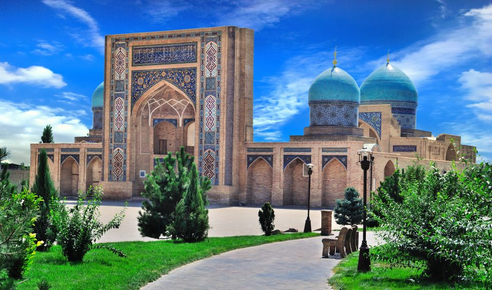 Gran Tour Uzbekistan 2019