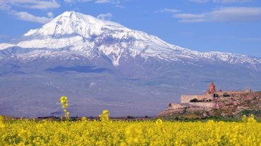 ARMENIA, tour speciale di gruppo 27 aprile 2019
