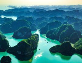 Laos, Vietnam e Cambogia via fiume