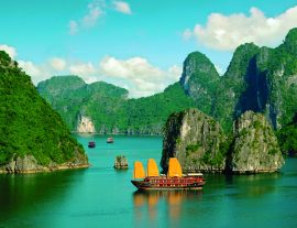 Laos, Vietnam e Cambogia via fiume 2019
