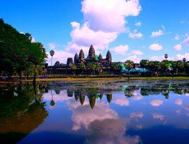 Cambogia Adventure 2019