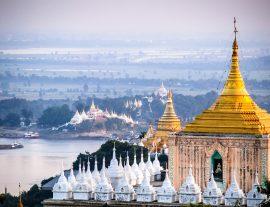 Myanmar e fascino cambogiano 2019