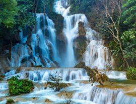 Fascino Cambogiano e Laotiano