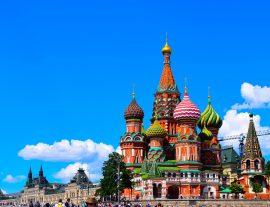 Mosca, tra architettura e arte 2019