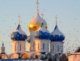 Mosca e San Pietroburgo, tour classico 2019
