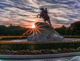 San Pietroburgo, raffinato miraggio
