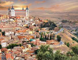 Madrid, Andalusia e Toledo 2021