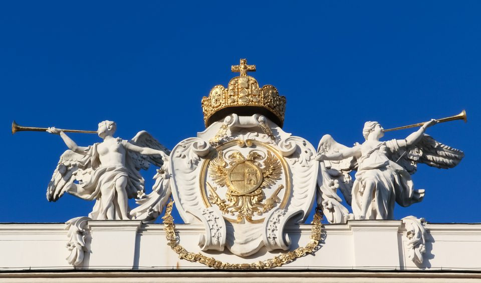 LE CAPITALI DELL'EUROPA IMPERIALE