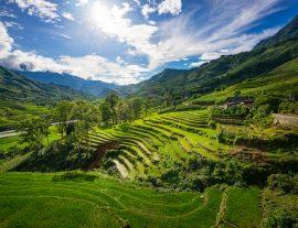Vietnam con Sapa short 2019