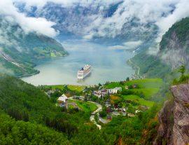 Norvegia, sogno di una notte di mezza estate