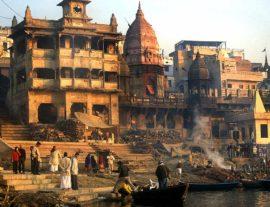 Mahal e Ghat, Delhi Agra Jaipur e Varanasi