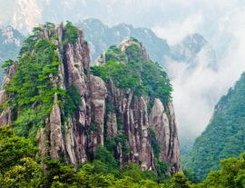 Grande Cina con Huangshan 2020