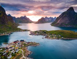 Norvegia, Capo Nord e Lofoten