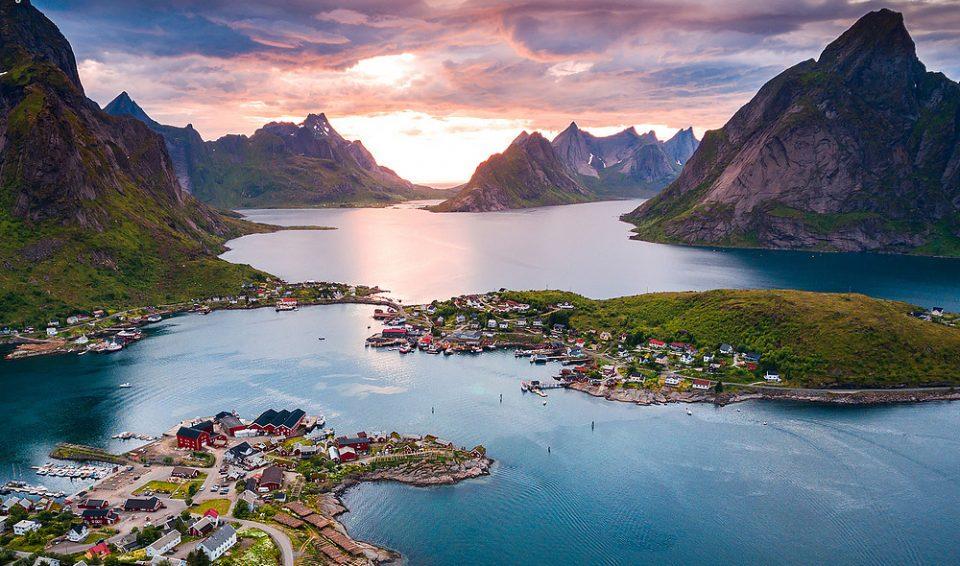 Norvegia, Capo Nord e Lofoten 2019