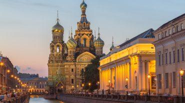 San Pietroburgo speciale 1° maggio 2019