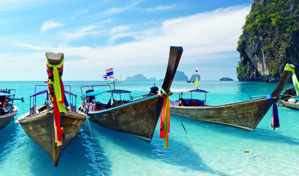 Dalla Capitale all'Isola: relax made in thailand