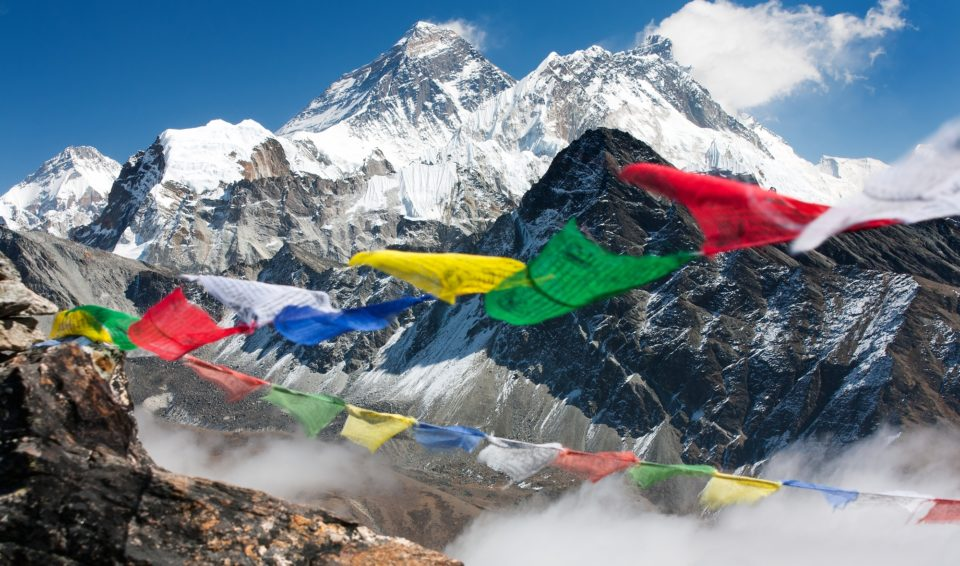 Nepal, all'ombra dell'Everest
