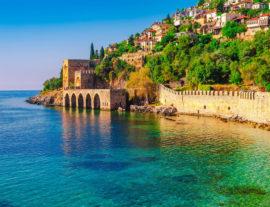 Turchia classica e Antalya