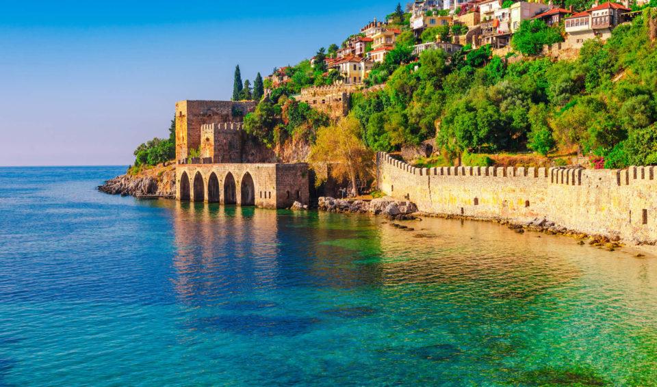 Turchia classica e mare ad Antalya