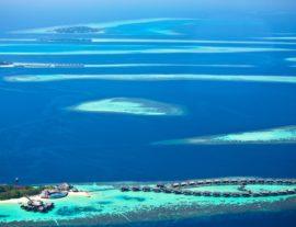 Natura e artificio, Maldive e Dubai