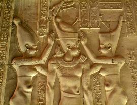 Nella terra dei Faraoni