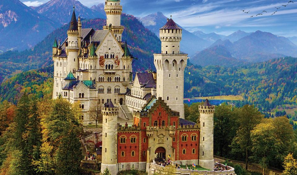 Monaco Salisburgo e Innsbruck:  tra laghi, castelli e luoghi delle meraviglie