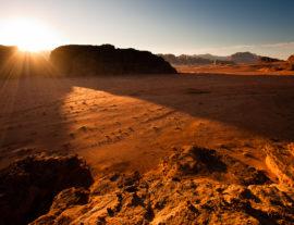 GIORDANIA,  ALBA 2020 NEL DESERTO CON CASTELLI – partenza 28 Dicembre