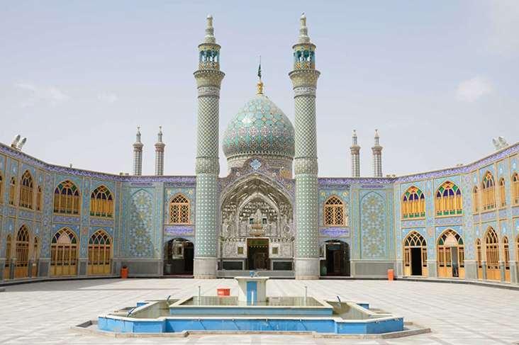 iran-kashan-mosque