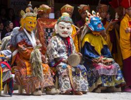 Ladakh, Speciale Hemis Festival!