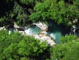 Georgia, a tutta natura