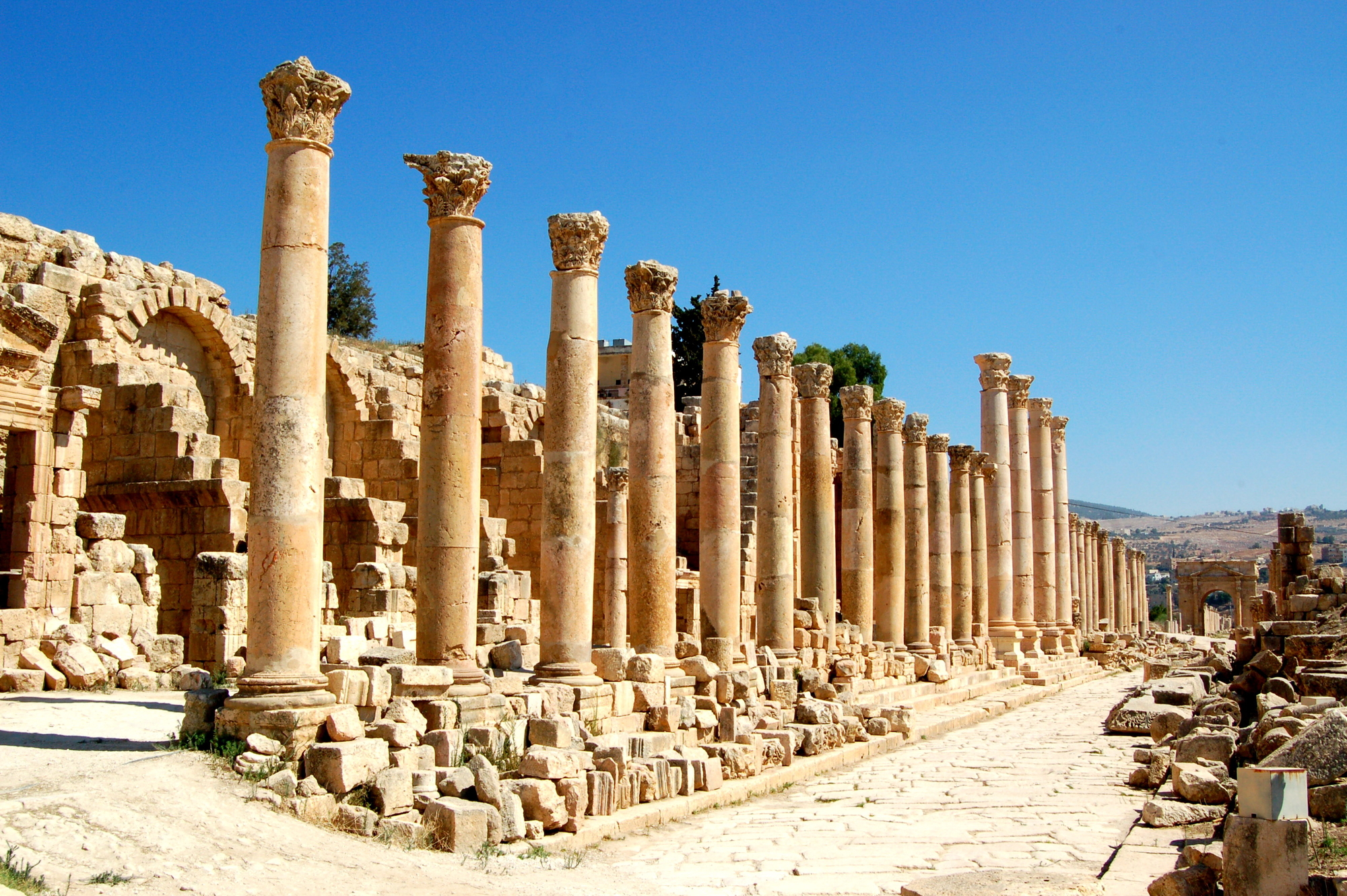 Ancient Jerash 1