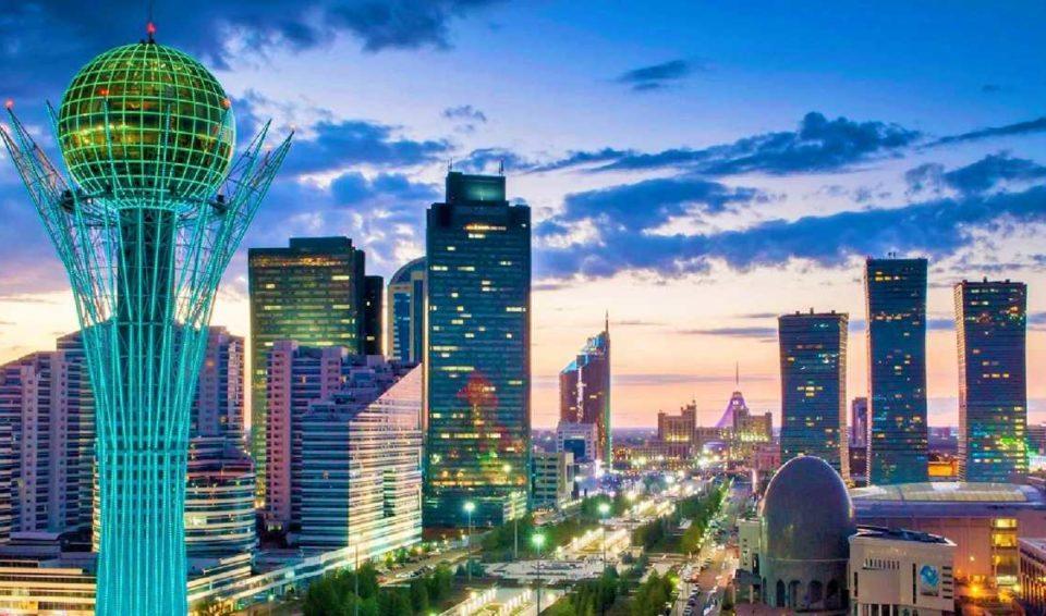 Le capitali del Kazakistan