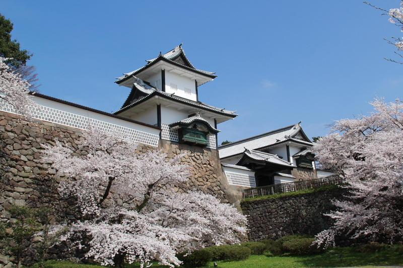 castello-kanazawa-ishikawamon-gate