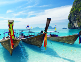 Thailandia mare: vietato annoiarsi!
