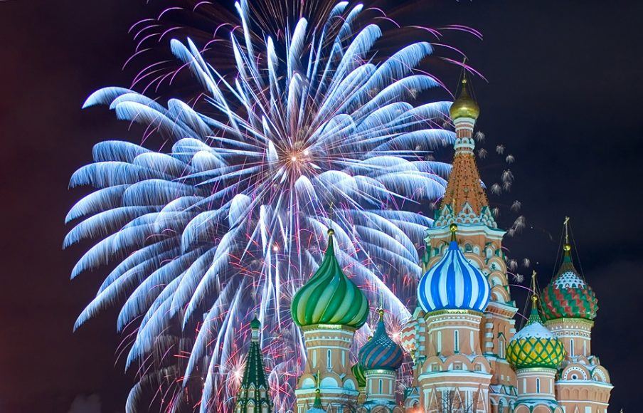 MOSCA E SAN PIETROBURGO, SPECIALE CAPODANNO 2020