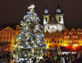 Praga at a glance