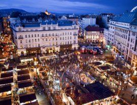 Budapest e i Mercatini di Natale