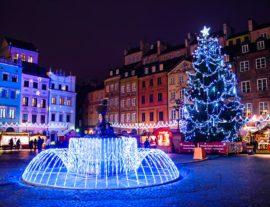 Varsavia e i Mercatini di Natale