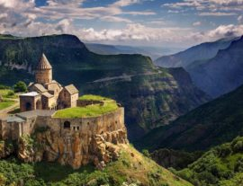 Armenia classica 2020