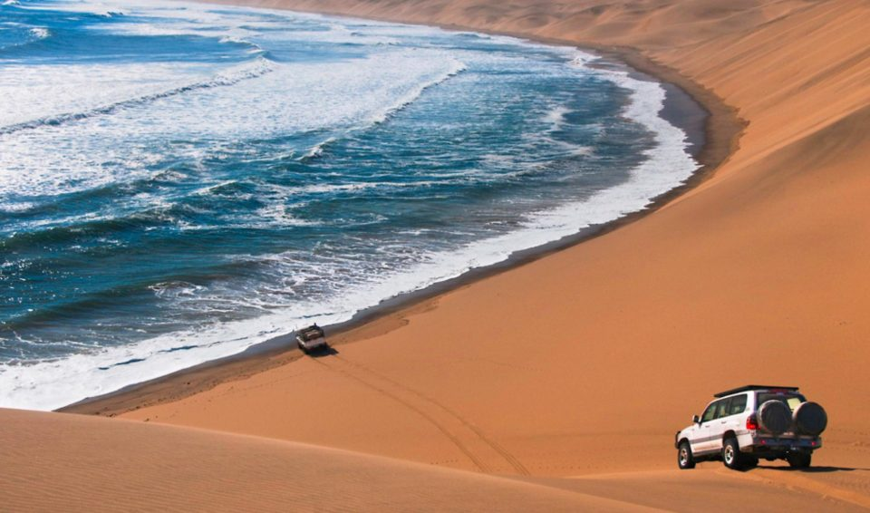Namibia in Self Drive