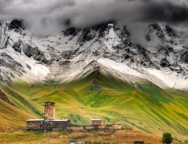 Georgia, trekking nello Svaneti