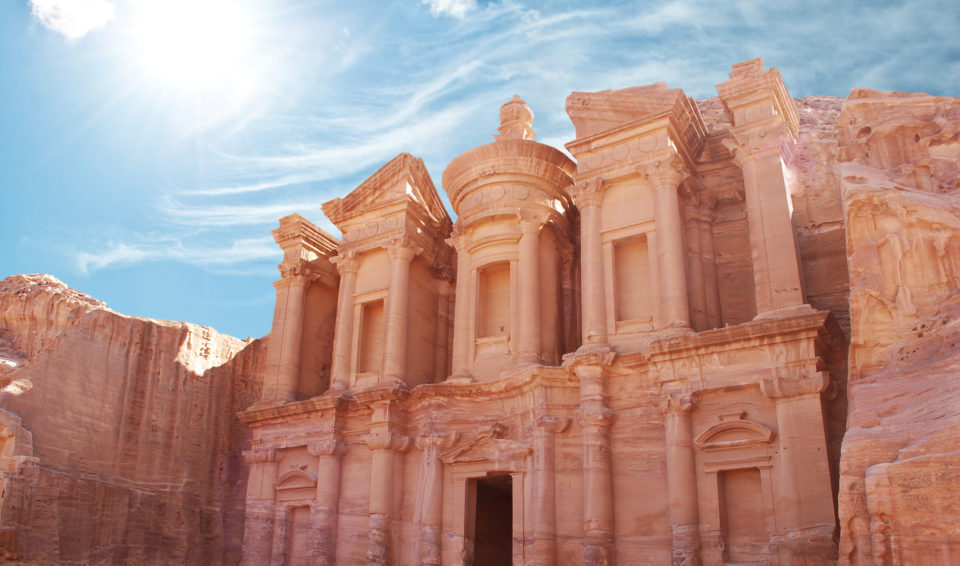 Giordania express, Petra Wadi Rum Aqaba – SPECIALE UBUNTU 25 FEBBRAIO 2020