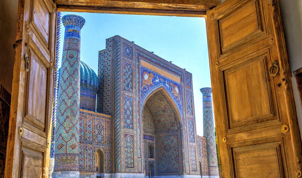 Grand Tour Uzbekistan