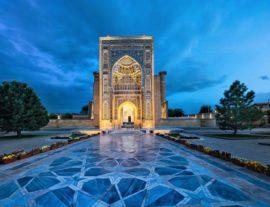 Uzbekistan Gran Tour 2020