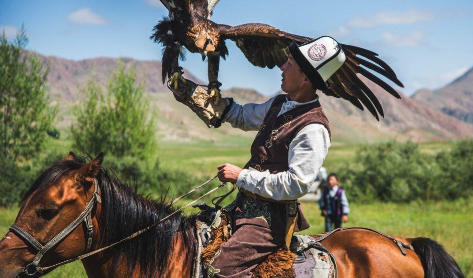 Kirghizistan, Birds of Prey Festival, 8 Agosto 2020